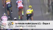 La minute maillot jaune LCL - Étape 4 (Seraing > Cambrai) - Tour de France 2015