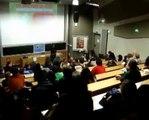 Reportage suite à l'évènement d'Impacts Environnement avec Marie-Monique ROBIN