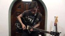 Bethel Music - You Make Me Brave (Lead Guitar) (Grace© Band Tutorial)