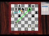 """Chess World.net presents: New Tactical concept: """"Mass Distraction"""" - Example 2 (Chessworld.net)"""