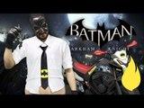 Batman: Arkham Knight: 8 novidades que você vai encontrar - Aquecimento BJ