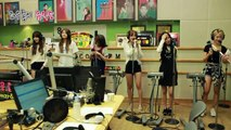 AOA '심쿵해' 라이브 LIVE _ 150706[조우종의 뮤직쇼]