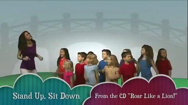 Stand Up, Sit Down Children's