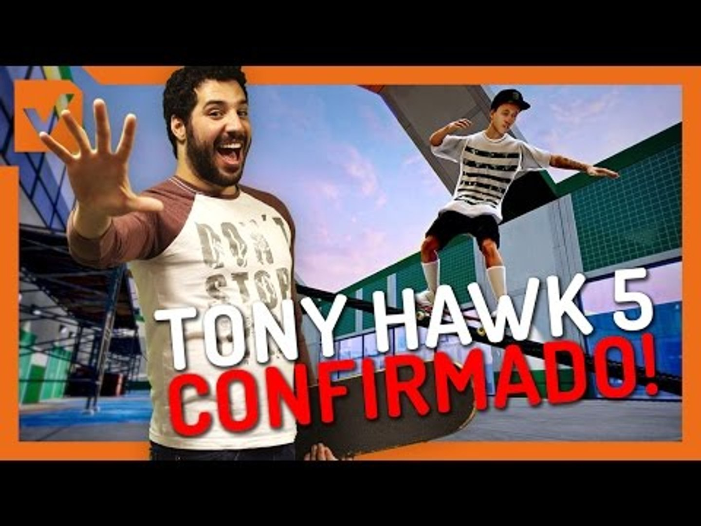 Checkpoint (05/05/15) - Tony Hawk 5 confirmado, MKX no Android e DLC de Goat Simulator