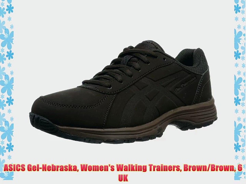 Asics Gel Nebraska Women brown