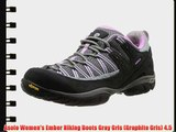 Asolo Women's Ember Hiking Boots Gray Gris (Graphite Gris) 4.5