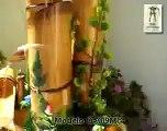Fontes Artesanais em bambu - 3 #34