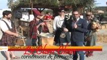CORNEMUSES ET PERCUSSIONS sud de la France - interview