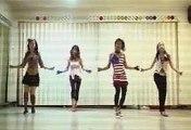 Wonder Girls - Tell me dance steps