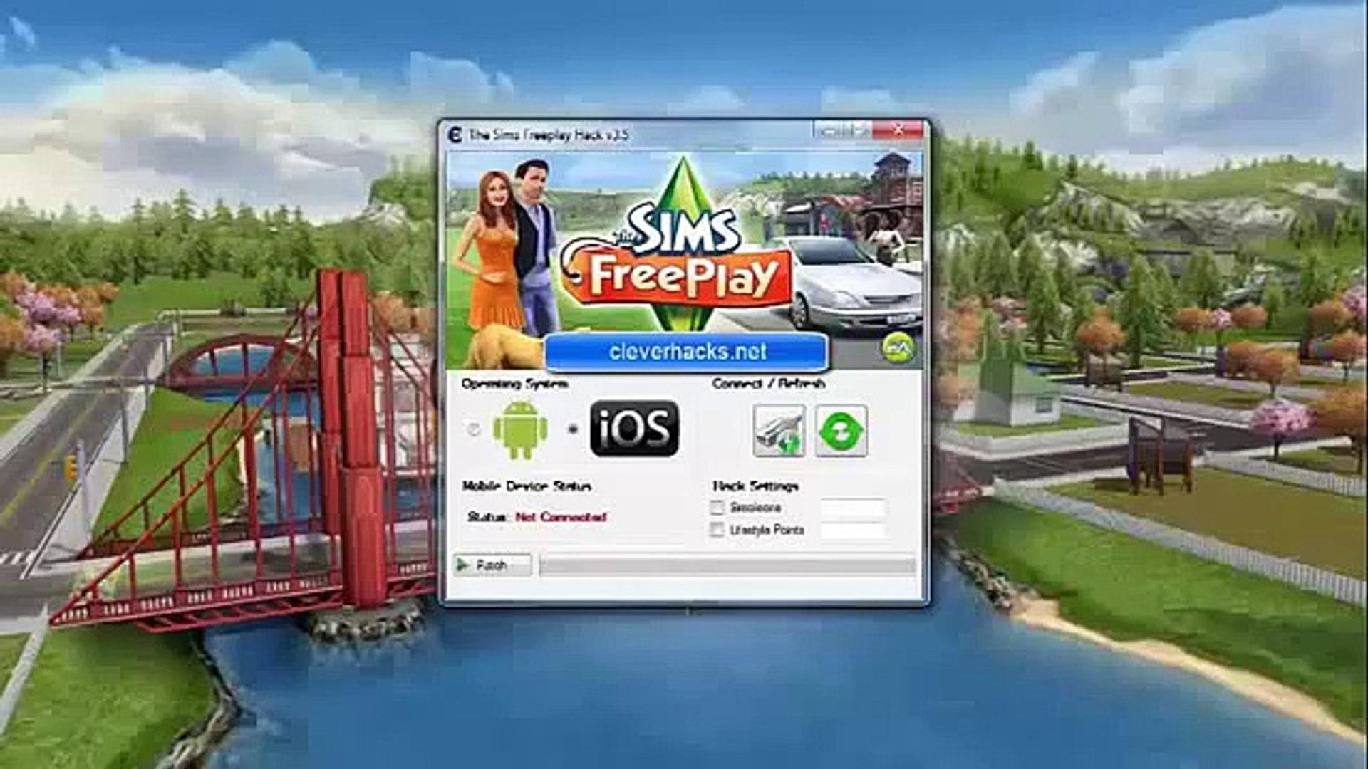 download sim freeplay hack