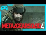 [Especial MGS] Metal Gear Solid 4: Parte 1 - Gameplay ao vivo!