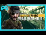 [Especial MGS] Metal Gear Solid 3: Parte 4 - Gameplay ao vivo!