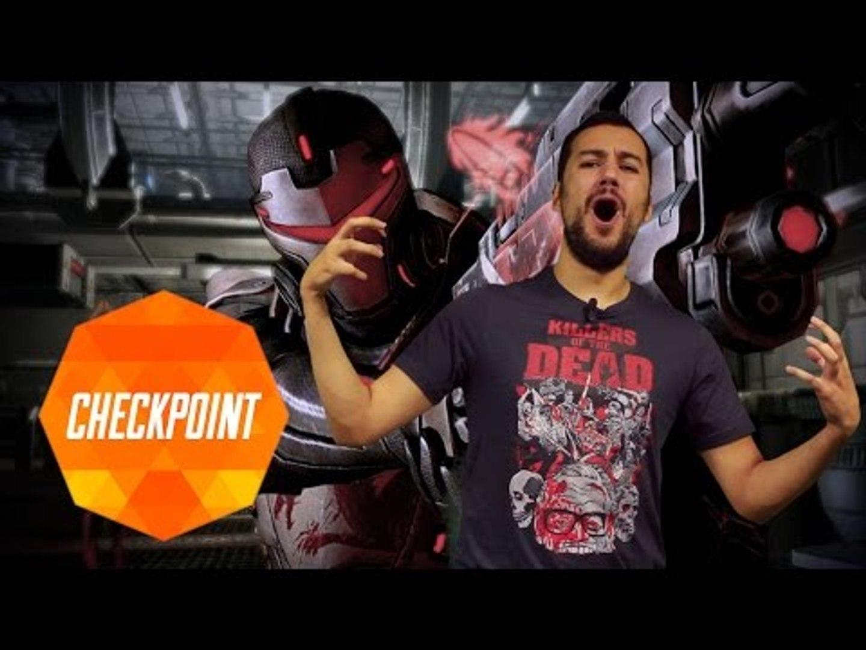 Checkpoint (20/11/14) - Mass Effect em Dragon Age, óculos da Microsoft e MMO da paz