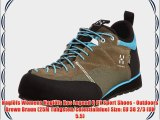 Hagl?fs Womens Hagl?fs Roc Legend Q GT Sport Shoes - Outdoors Brown Braun (25M Tungsten/celestialblue)