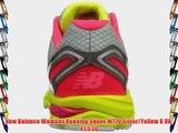 New Balance Womens Running Shoes W770 Silver/Yellow 8 UK 41.5 EU
