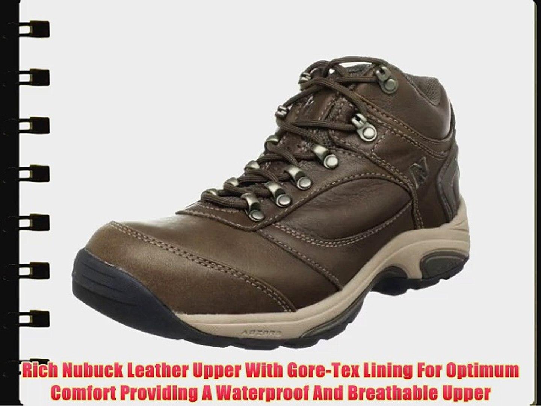 Balance Ww978gt Hiking Brown Uk Boot 5 Women's New c5A4S3jqRL