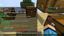 Minecraft Skyblock | MEET MY iBAE! (Minecraft Skyblock Survival 2)