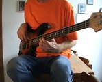 The Rolling Stones - Miss You - Bass Cover