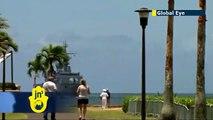 US Pacific Fleet, 22 Countries Conduct War Games in Pacific Ocean: Biennial Naval Exercises