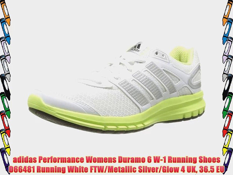 comprar original ahorros fantásticos gran colección adidas Performance Womens Duramo 6 W-1 Running Shoes D66481 ...