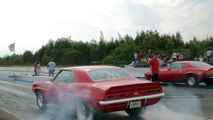 Old School Muscle County line Dragway