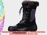 Columbia Womens Sierra Summette III Track and Field Shoes BL1561 Black/Grill 5.5 UK 38.5 EU