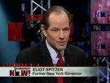 "Eliot Spitzer: Geithner, Bernanke ""Complicit"" in Financial Crisis and Should Go 1 of 3"