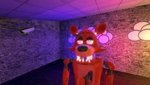 [SFM]Foxy Meets Withered Foxy