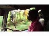 """Extraits de """"Routes à hauts risques, Les casse-cous du Burundi"""" diffusé sur Arte en juillet 2015."""