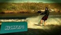 Sea Doo WAKE DO IT Trick Tip - Kick Flip with Ben Horan - PWC Boat Wakeskate