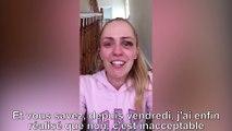 Battue par son mari, cette irlandaise raconte son histoire sur facebook pour sensibiliser les autres femmes