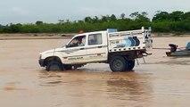 Rapidos y Furiosos de la Amazonia