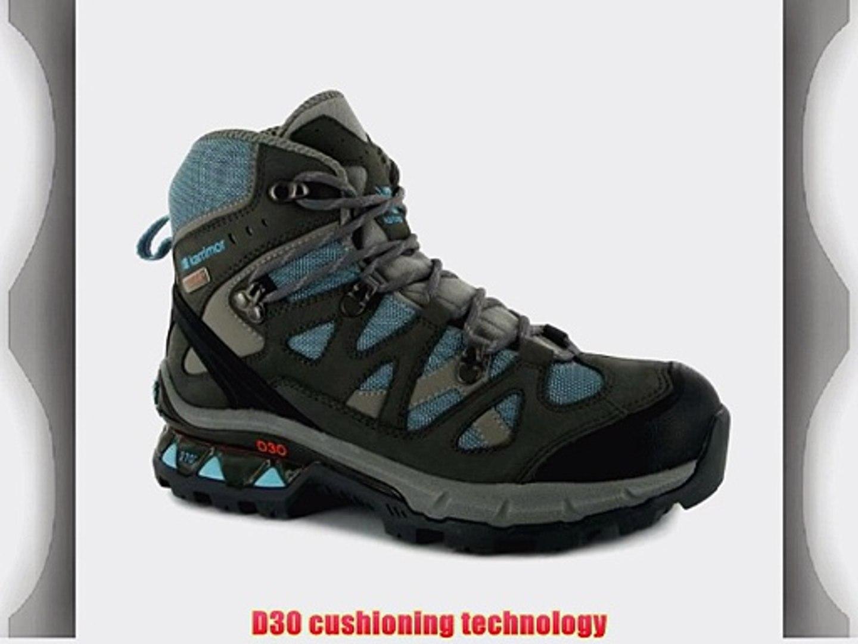 000eb0de441 Karrimor KSB Explore Ladies Walking Boots[5Charcoal/Blue]