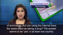 Learning English Technology report