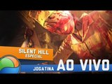 Especial Silent Hill: Silent Hill (PS1) Parte 2 - Gameplay Ao Vivo!