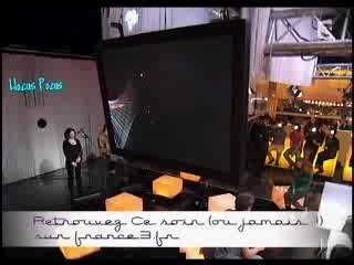 Hocus Pocus j'attends - live (france 3)