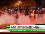 URGENT - FOX News Caught Using Fake Video Of Riots HA, HA!