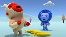 Doong Doong 2015 new   EP 1   Banana Dance HD doong doong cartoon Doong Doong Full HD