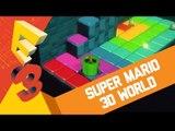 Jogamos Super Mario 3D World - (Wii U Hands-On) [BJ na E3 2013] Gameplay