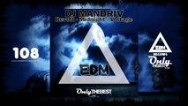 DJ MANDRIV - REVOLT / MIDNIGHT / VOLTAGE #108 EDM electronic dance music records 2014