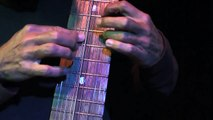 "Beatles, Norwegian Wood, ""tapping, strumming, slapping"" on the Chapman Stick Guitar"