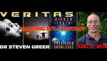 VeritasShow.com / The Veritas Show with Mel Fabregas: Dr. Steven Greer - Making E.T. Contact
