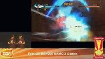 Dragonball Xenoverse - Japan Expo Kaioken Gameplay