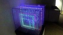 All Spark Cube - Led Cube Animation 16x16x16