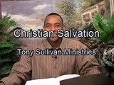 Christian Salvation, Becoming a child of God by faith in Christ Jesus. Holy Bible Prayer