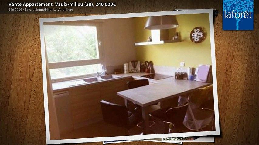 Vente Appartement, Vaulx-milieu (38), 240 000€