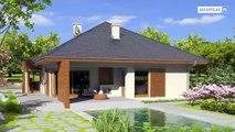 DOM MARGARET - zobacz wszystkie nasze projekty domów na: www.archipelag.pl