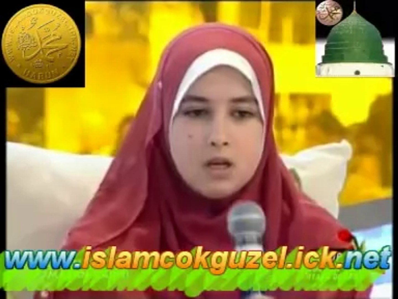 Qari Sumaya Abdul Aziz Recitation of Quranic Ayatz