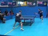 Table Tennis - 2005 Australian Open Mens Singles Final
