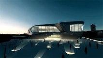 Arch2O.com - Vilnius Museum & Cultural Centre © Zaha Hadid Architects